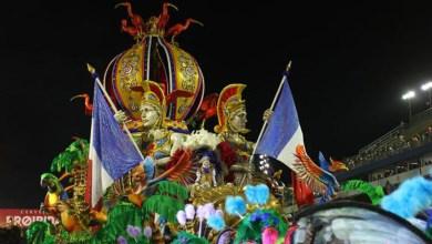 Photo of #Brasil: Acadêmicos do Tatuapé é bicampeã do carnaval de São Paulo; veja desfile