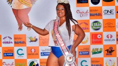 Photo of #Carnaval: Rainha Plus Size eleita para a folia de Salvador é a estudante de 20 anos Joana Flora