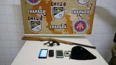Photo of Chapada: Polícia militar realiza operação e prende dupla que praticava assaltos em Iaçu e região