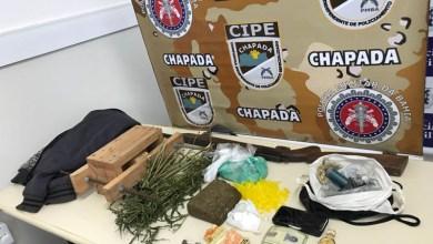 Photo of Chapada: Cipe desarticula quadrilha de membros da mesma família que traficava drogas em Andaraí