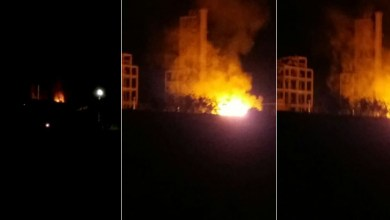 Photo of Chapada: Vídeo mostra chamas em fábrica de cimento no município de Ituaçu; veja aqui