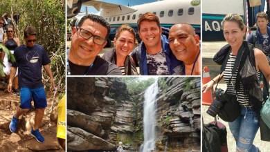 Photo of Chapada: Programa 'Tô de Férias CVC' apresenta o potencial turístico de Lençóis neste domingo