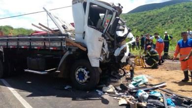 Photo of Morre a segunda pessoa vítima do grave acidente entre micro-ônibus e caminhão em Manoel Vitorino