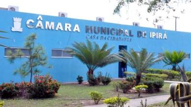 Photo of #Polêmica: Chefe de gabinete de Ipirá recebe aumento de 445% aprovado pela Câmara de Vereadores