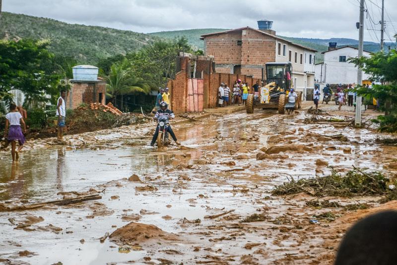 Chapada: Governo federal libera R$ 200 mil para recuperar danos causados pelas chuvas em Palmeiras
