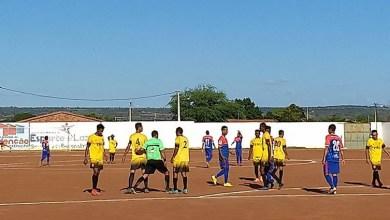Photo of #Esportes: Três seleções vencem a primeira partida das quartas de final da Copa Chapada Forte