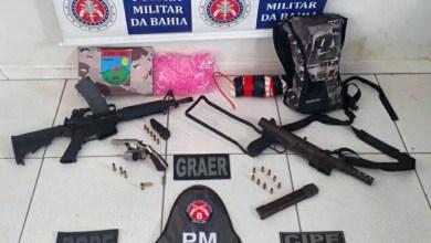 Photo of Polícia localiza criminosos que explodiram transportadora de valores em Eunápolis; três morreram