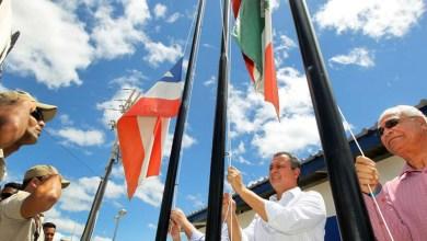 Photo of Rui Costa autoriza construção de ponte, recuperação de estradas e inaugura Disep em Barra