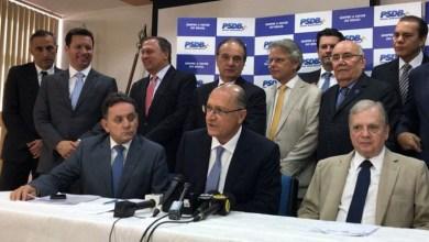 Photo of #Brasil: Geraldo Alckmin é oficializado pelo PSDB como pré-candidato à Presidência da República