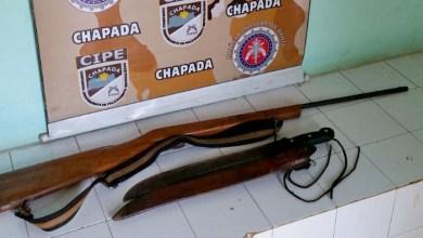 Photo of Chapada: Homicídio em Itaetê é evitado por policiais da Cipe; armas são apreendidas