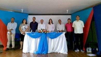 Photo of Chapada: Jornada pedagógica de Nova Redenção é encerrada com apresentação musical de Ivan Soares