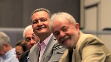 Photo of Rui Costa e governadores do Nordeste visitam o ex-presidente Lula nesta terça no Paraná