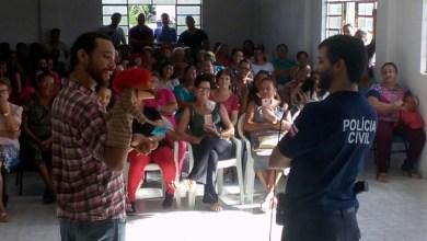 Photo of Chapada: Palestra sobre violência doméstica é ministrada por delegado no município de Piatã
