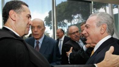 """Photo of """"As palavras perderam o sentido no Brasil"""", diz ministro Barroso sobre sigilo de ação contra Temer"""