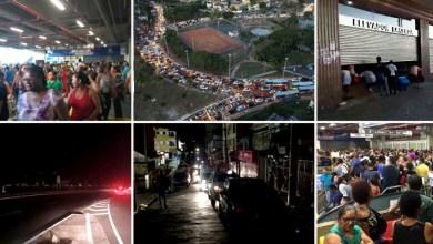 Photo of Queda de energia provoca transtornos em cidades do Norte e Nordeste; sabia o que aconteceu