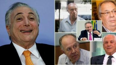 Photo of PF prende amigos de Temer envolvidos no esquema da Rodrimar; coronel, ex-ministro e empresários na lista