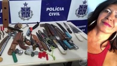Photo of #Bahia: Homem é preso com coleção de armas após polícia entrar em casa para apurar morte da esposa