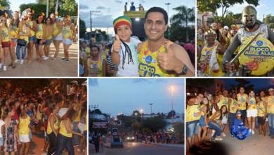Photo of Chapada: Carnaval do Caps leva milhares de pessoas às ruas de Itaberaba; prefeito participa da festa