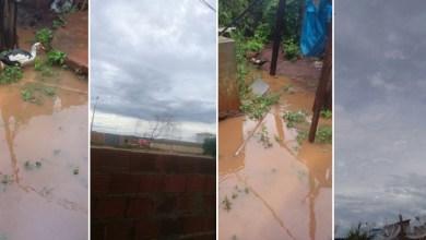 Photo of Chapada: Chuva ameniza calor na região chapadeira e ajuda a apagar incêndio em Mucugê