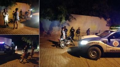 Photo of Chapada: PM intensifica policiamento na cidade de Iraquara após denúncia da população