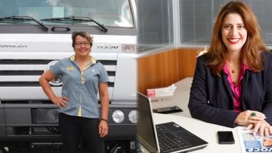 Photo of #DiaDaMulher: Mulheres conquistam espaço no segmento de vendas de ônibus e caminhões