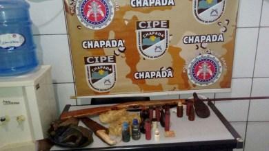 Photo of Chapada: Policiais da Cipe apreendem arma e devolvem veículo roubado ao proprietário em Iraquara