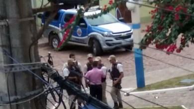 Photo of Chapada: Tentativa de assalto a banco com sequestro da família do gerente chega ao fim em Barra da Estiva