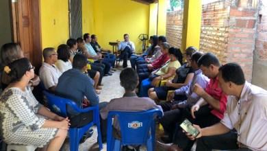 Photo of Chapada: Prefeito de Itaetê recebe líderes religiosos em café da manhã; confira fotos