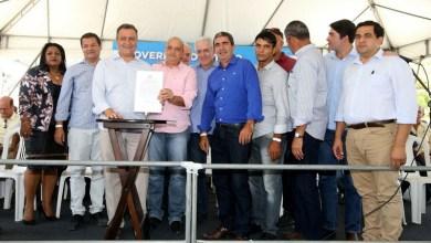Photo of Chapada: Governador entrega obras e anuncia investimentos em saúde e desenvolvimento para Lajedinho