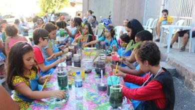 Photo of #Salvador: Crianças e adultos compartilham vivências de plantio, veganismo e alimentação viva em feira
