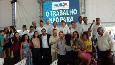 Photo of Chapada: Secretário visita colégios estaduais de Jacobina e amplia diálogo com comunidade