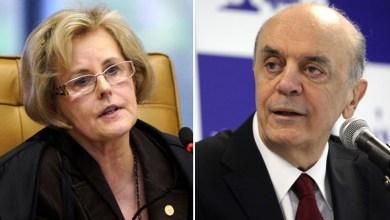 Photo of #Brasil: Ministra do STF Rosa Weber arquiva inquérito contra o senador tucano José Serra