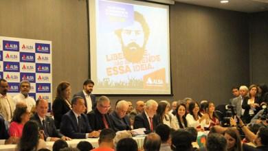 Photo of #Bahia: Assembleia leva políticos de esquerda e movimentos para sessão em solidariedade a Lula