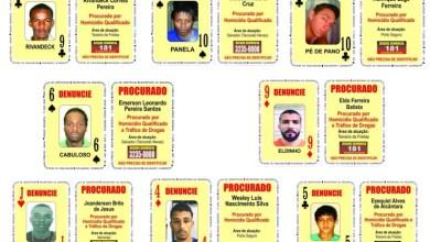 Photo of #Bahia: Baralho do Crime da SSP é atualizado com oito novas cartas; confira aqui