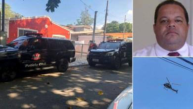 Photo of Força-tarefa prende suspeitos da morte do delegado de Barra da Estiva; um morre em confronto