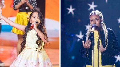 Photo of #Entretenimento: Rede Globo admite erro e reclassifica eliminada do 'The Voice Kids'