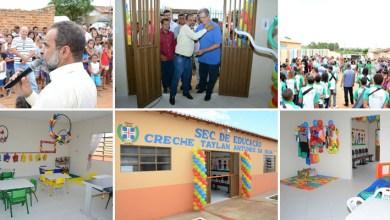 Photo of Chapada: Creche no bairro Liberdade é entregue pela administração municipal de Utinga