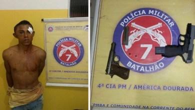 Photo of Chapada: Polícia desarticula dupla suspeita de roubar celulares em América Dourada; um morreu na ação