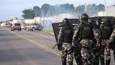 Photo of #Bahia: Rodovias federais são desbloqueadas em megaoperação da SSP e PRF; houve confronto em Alagoinhas