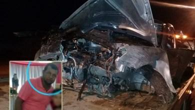 Photo of Chapada: Morador de Tanhaçu morre em acidente de carro próximo ao distrito de Sussuarana