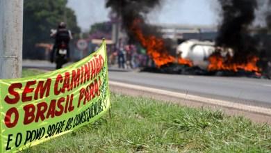 Photo of #Bahia: Pontos em estradas estaduais continuam com protestos de caminhoneiros
