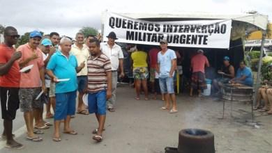 Photo of Chapada: Caminhoneiros paralisados em Itaberaba prometem resistir e não reconhecem negociações