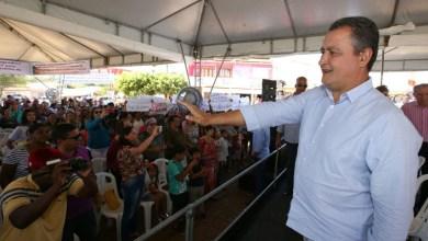 Photo of #Bahia: Governador quer resolver questões com base aliada para eleições deste ano