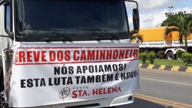 Photo of #Bahia: Trechos de BRs que cortam o estado continuam tendo protestos de caminhoneiros