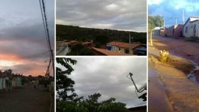 Photo of Chuva ameniza calor na Chapada Diamantina e tranquiliza agricultores da região