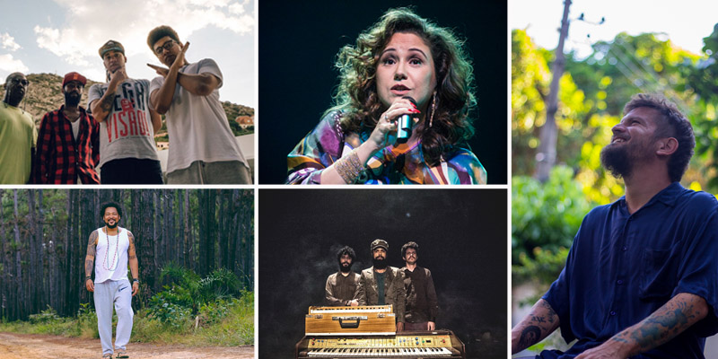 Chapada: Festival de Lençóis une boa música e belezas naturais no feriado de Corpus Christi