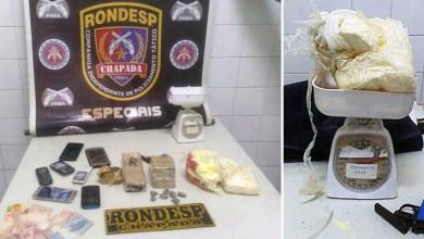 Photo of Chapada: Jovem é apreendida com drogas e arma de fogo por PMs da Rondesp em Itaberaba