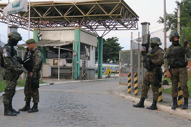 #Brasil: Militares apontam que o emprego das Forças Armadas será realizado de forma rápida, enérgica e integrada