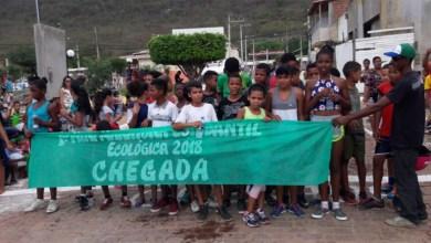 Photo of Chapada: 'Mini Maratona Estudantil Ecológica' une esporte e educação e jovens de diferentes idades em Itaetê