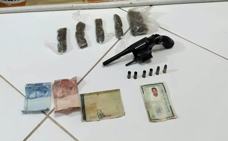 Chapada: Latrocida morre em confronto com policiais em povoado do município de Ipupiara